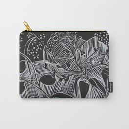 Abundant Flowering Carry-All Pouch