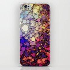 Woodland Abstract iPhone & iPod Skin