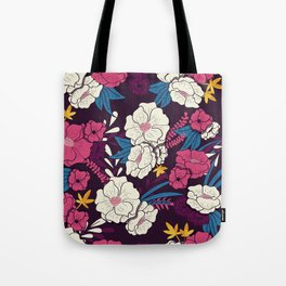 Jungle Pattern 007 Tote Bag