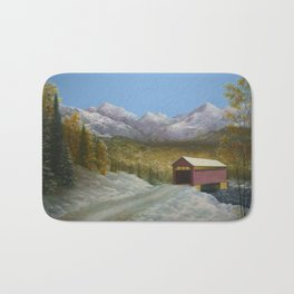 Over the River and Into the Valley Bath Mat