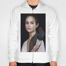 Miss Black Stork Hoody