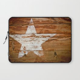 Faded Star Laptop Sleeve