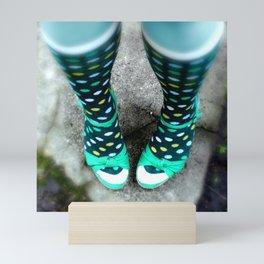 Let's Polka (Dot) Mini Art Print