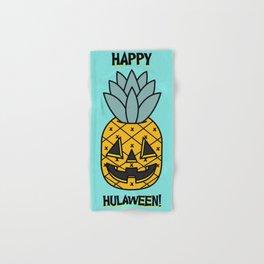 Pineapple Lantern Hand & Bath Towel