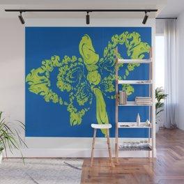 Mo Fly Endures Wall Mural