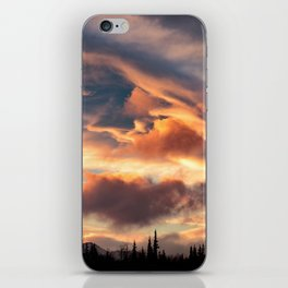Good Morning Anchorage, Alaska iPhone Skin