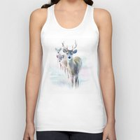 holiday Tank Tops featuring holiday by tatiana-teni