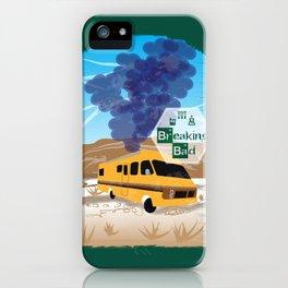 Breaking Bad Lab iPhone Case