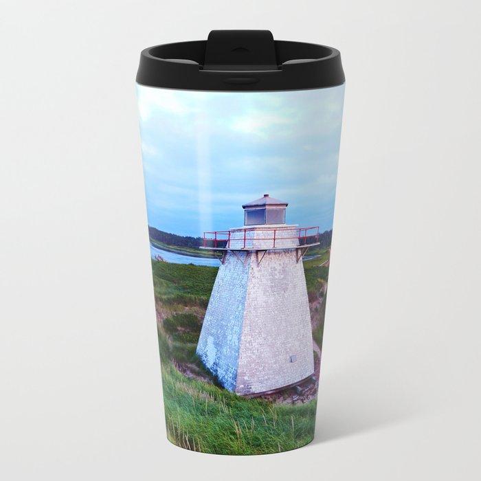 St-Peter's Harbour Lighthouse Travel Mug