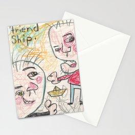 Friend Ship Stationery Cards