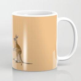 Being Tailed (Colour) Coffee Mug