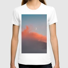 Crescent Moon - Landscape and Nature Photography T-shirt