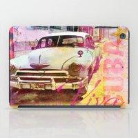 cuba iPad Cases featuring Viva Cuba by LebensART