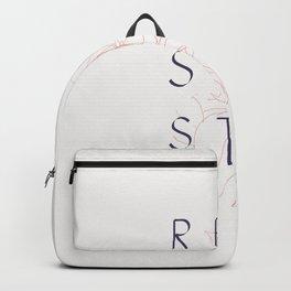 Resist Backpack