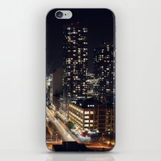 New York City Skyline II iPhone & iPod Skin