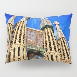 Sagrata Familia Pillow Sham
