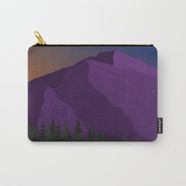 Mountain Vibes Carry-All Pouch