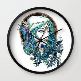 Sailor Aluminium Siren - Sailor Moon Fanart Wall Clock