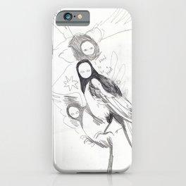 o to be a bird iPhone Case