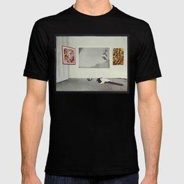 The Progressive Contraction of Love T-shirt