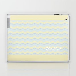 Hello! Laptop & iPad Skin