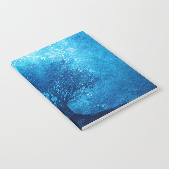 Songs from the sea. Notebook