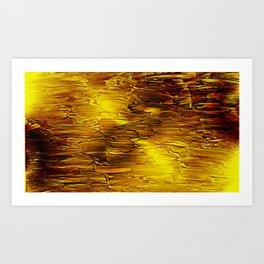 Deserts Art Print
