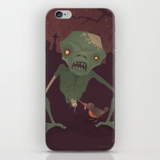 Sickly Zombie iPhone & iPod Skin