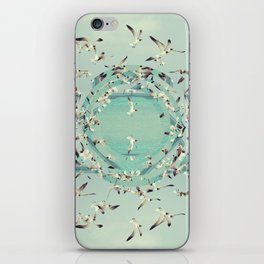 Flight.  iPhone Skin
