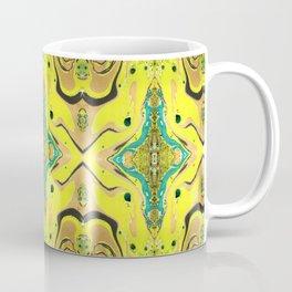 Agnes Lime Coffee Mug