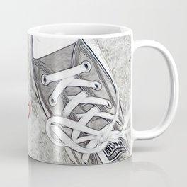 Sneaking Up On Love Coffee Mug