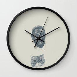 Winston and Ferguson Wall Clock