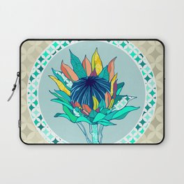 Bohemian Banksia Laptop Sleeve