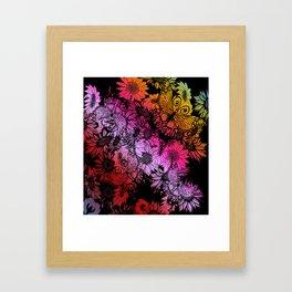 Memories of summer 3 Framed Art Print