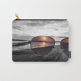 Sunset Perspective Carry-All Pouch