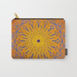 Symmetry 12: Sunflower Carry-All Pouch