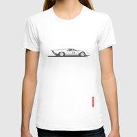 ferrari T-shirts featuring Ferrari 312P by Remove Before . . .
