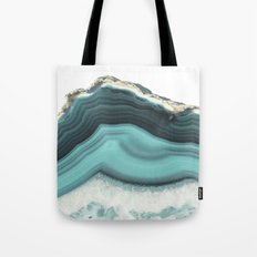 Sea Agate Tote Bag