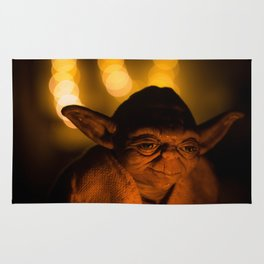 Thoughtful Yoda Rug
