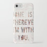 ohio iPhone & iPod Cases featuring HOME (Ohio) by Madison Daniels