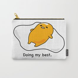 Gudetama Carry-All Pouch