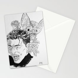 """""""It's fricken bats"""" by Mauri Stationery Cards"""