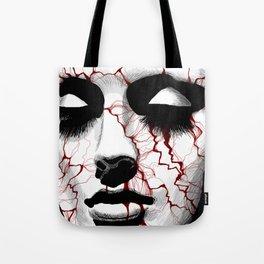 Broken Beauty Tote Bag