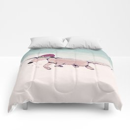 Swimming Pooch Comforters