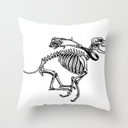 juanelperrofotografo-2 Throw Pillow