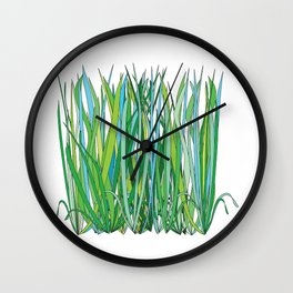 greengrass Wall Clock
