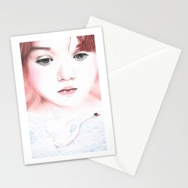 In Flight For Freedom Stationery Cards
