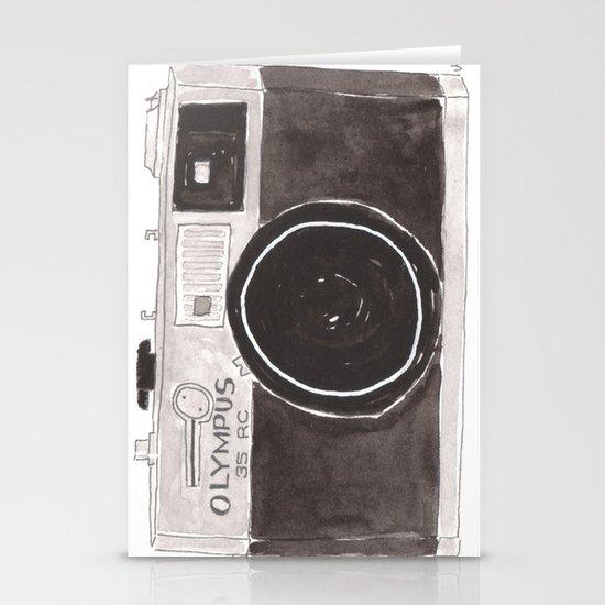 My Camera, Your Camera Stationery Cards