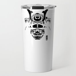Samurai Helmet - Bushido Travel Mug