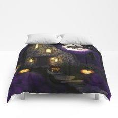 Spider Halloween Comforters